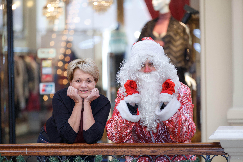 Я, конечно, не Дед Мороз.... но рядом постояла. И поэтому - подарок для вас!