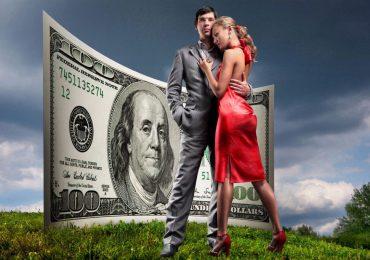 Вы всё ещё просите денег у мужчины?