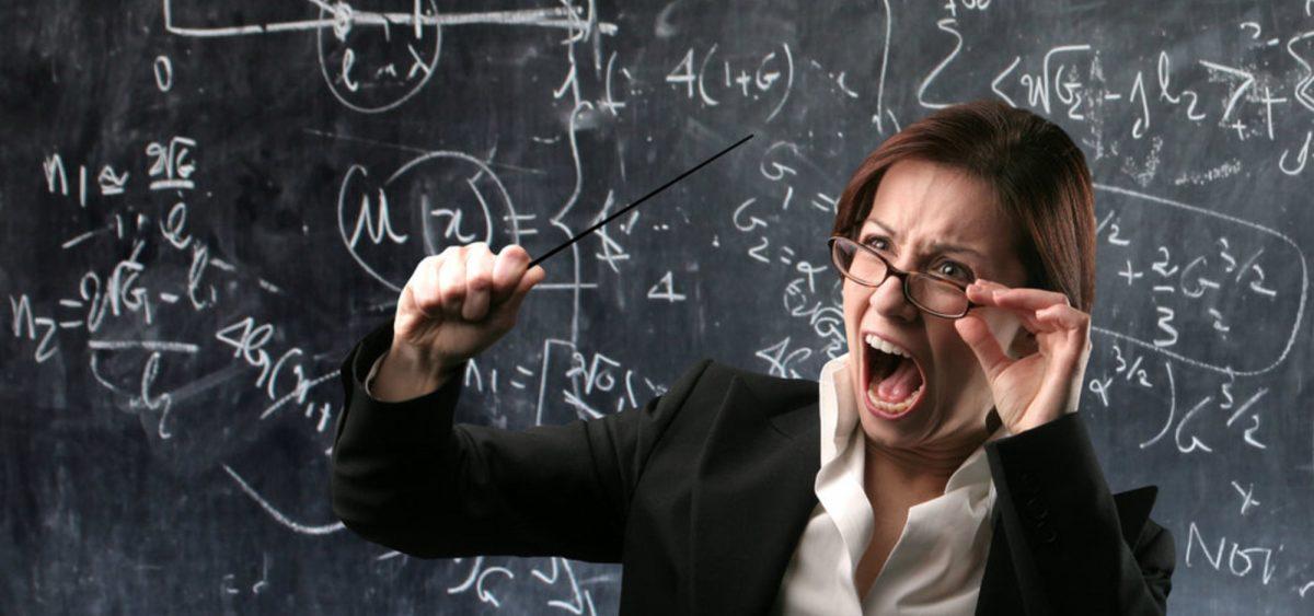 Противодействие обучению в современной школе