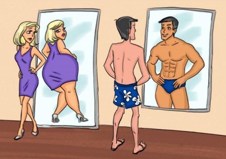Самая короткая статья про то, как мужчины видят идеальную жену