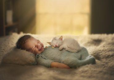 Как заставить ребёнка спать?