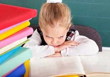 Как заставить ребёнка учиться?